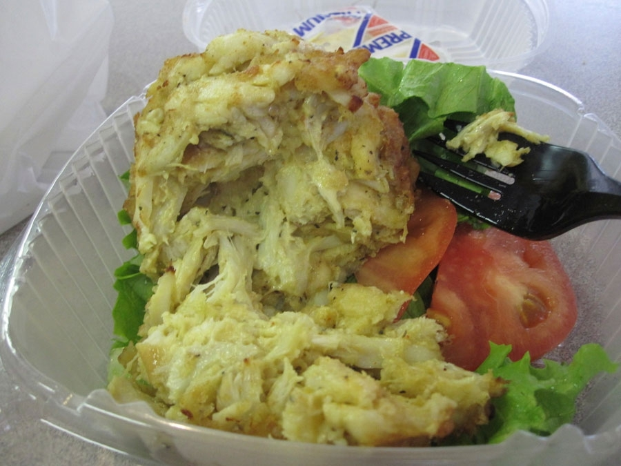 Faidley's All Lump Crab Cake