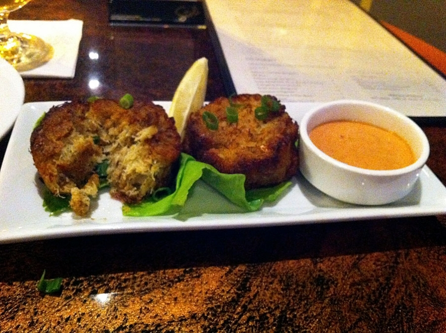 Cedar Crossing Crab Cakes