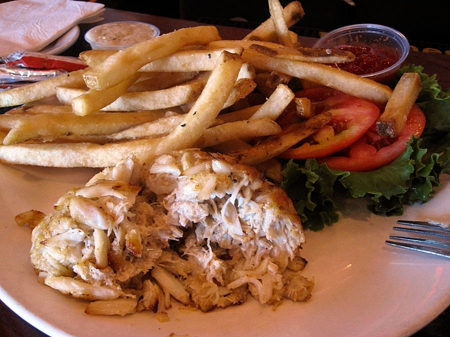 Canton Dockside Crab Cake